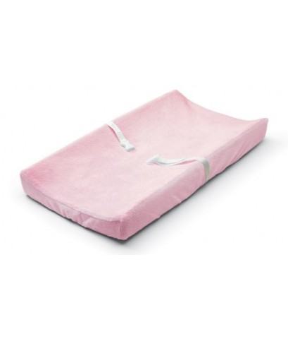 SMI 92320* : Summer Infant Ultra Plush Change Pad Cover,Pink