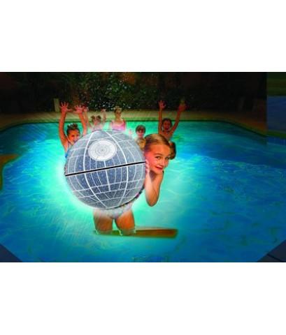 Swim Ways : SWY29001* ลูกบอล Star Wars Death Star Light-up Beach Ball