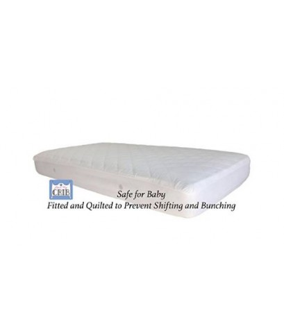Love My Crib : LMC1* ผ้ารองเบาะ Premium Waterproof Fitted Mattress Protector Pad Cover