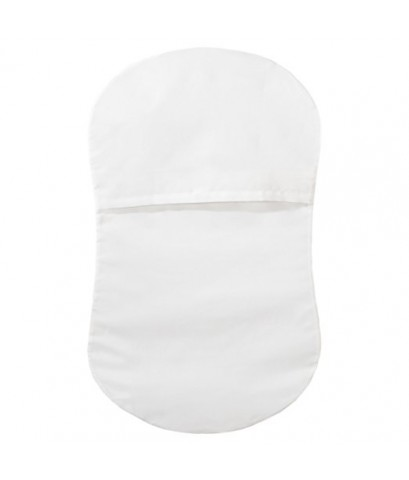HALO Bassinest : HLB10725* ที่นอนเด็ก Swivel Sleeper Mattress Pad Waterproof Polyester, White