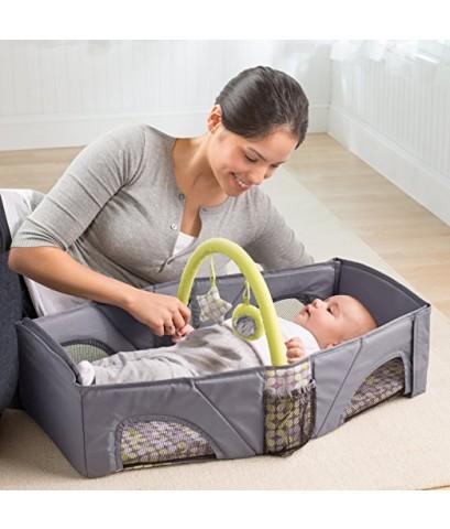 Summer Infant : SMI78210* ที่นอนเด็ก Travel Bed