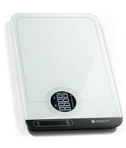Etekcity : ETC2013* เครื่องชั่งน้ำหนักอาหาร Digital Touch Kitchen Scale Multifunction Food Scale