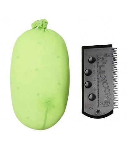 Pickle Wax : PKW001* อุปกรณ์ทำความสะอาดกระดานโต้คลื่น Remover w/Wax Comb