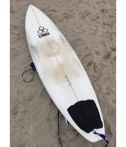 PUNT SURF : PSFR1* แผ่นรองกันลื่นกระดานโต้คลื่น Ripper Traction Pad 3 Piece Stomp Pad