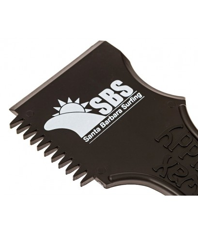 Santa Barbara Surfing : SBS211* ที่ขัดขี้ผึ้ง Surf Wax Comb  Scraper