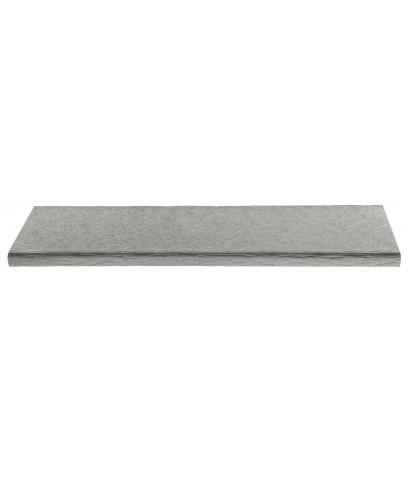 POLYWOOD : PLWOT53GY* ที่วางเท้า POLYWOOD Classic Folding Ottoman, Slate Grey