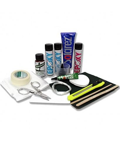 Solarez : SLR77580* ชุดอุปกรณ์กาวเรซิน UV Cure SUP Pro Travel Kit