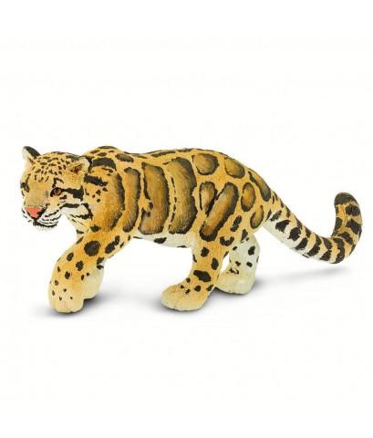Safari Ltd. : SFR100239 โมเดล Clouded Leopard