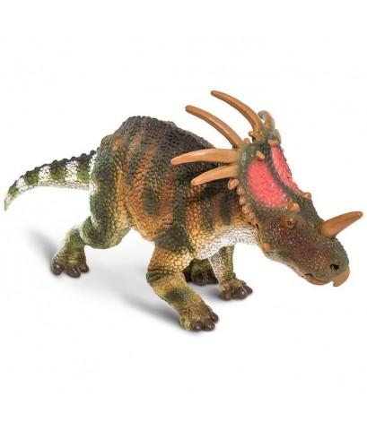 Safari Ltd. : SFR100248 โมเดล Styracosaurus