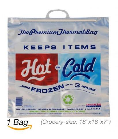 American Bag Company : AMB0102* ถุงเก็บอุณหภูมิ Bag Company Hot Cold Bag