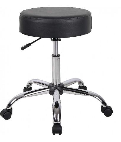 Boss Office Products : BOPB240-BK* เก้าอี้ Be Well Medical Spa Stool, Black