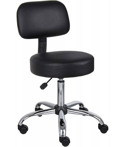 Boss Office Products : BOPB245-BK* เก้าอี้ Be Well Medical Spa Stool, Black