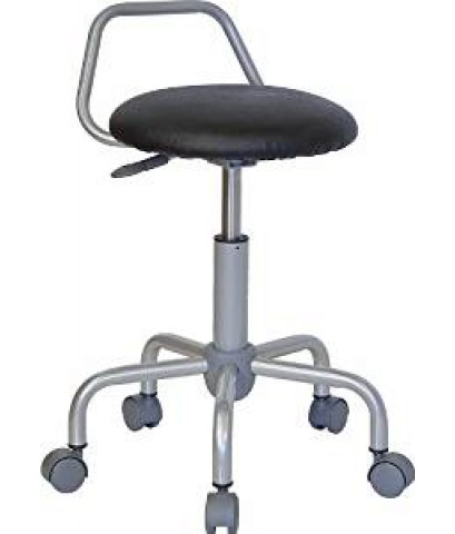 Flash Furniture : FLFWL-ST08-GG* เก้าอี้สำนักงาน Ergonomic Stool