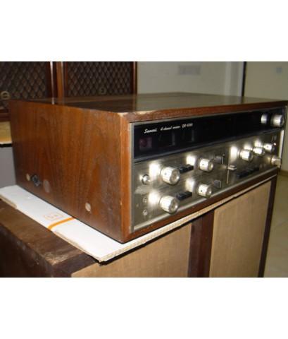 รีซีฟเวอร์ SANSUI QR-6500 รุ่นใหญ่ 4CH ใช้งานได้ปกติทุกระบบเสียงดีมาก