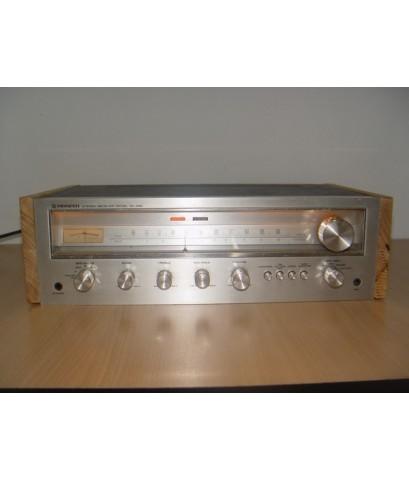 รีซีฟเวอร์ Pioneer SX-450 ใช้งานได้ปกติทุกระบบทั้ง AM/FM/AUX/PHONO สภาพสวย เสียงดี