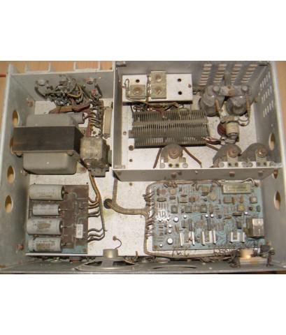 วิทยุสื่อสารในเรือประมง ELCOM Research MGR-100A-SSB สภาพเดิมๆ