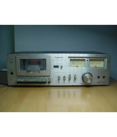 Technics Tape Deck เทปใบ้รุ่น RS-616 ใช้งานได้ปกติ