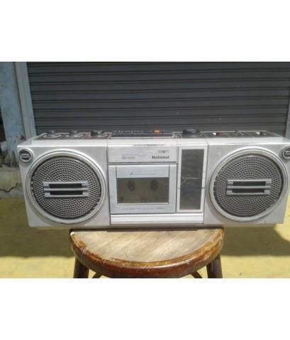 วิทยุ-เทป National RX-4935 ใช้งานได้