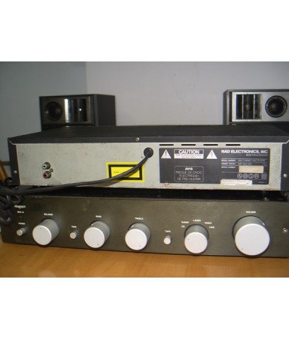 NAD CD-PLAYER รุ่น 5325 ใช้งานได้ปกติ อ่านทุกแผ่น