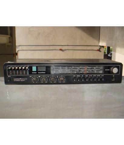 Receiver Nordmende am/fm Stereo 6020 ST Germany ใช้งานได้ปกติ เสียงดีมาก