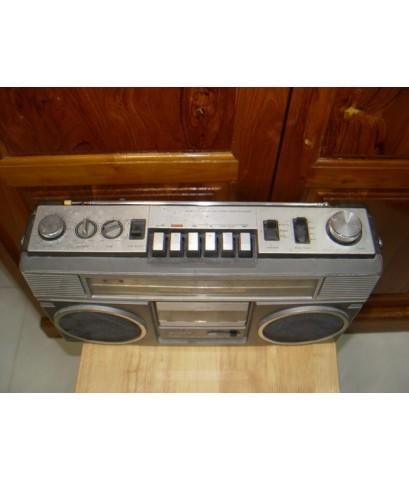 วิทยุ SONY CFS-65S เทปใช้ได้ วิทยุเสีย