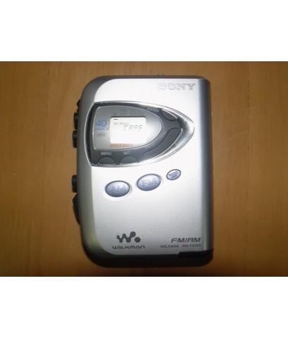 SONY Walkman WM-FX290 Stereo Cassette Tapeใช้งานได้ปกติทั้งเทปและวิทยุ