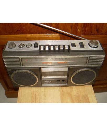 วิทยุ SONY CFS-65S ระบบ Stereo ใช้งานได้