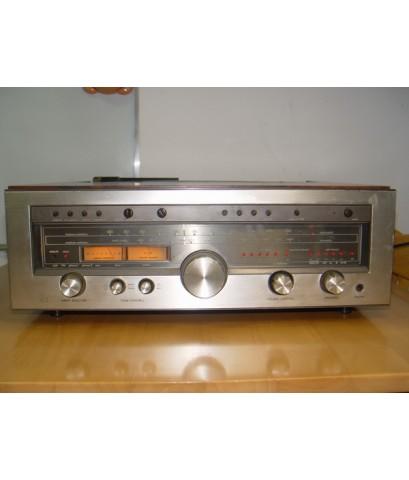LUXMAN R-1120 วัตต์สูง 120+120 ใช้งานได้สมบูรณ์ วิทยุฟังชัดเจน สภาพสวย
