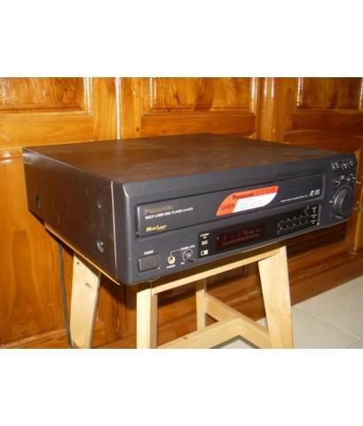เครื่องเล่นเลเซอร์ดิสก์ Panasonic Multi Laser Disc Player LX-H170EN สภาพใหม่ใช้งานน้อย ใช้ได้ปกติทุก