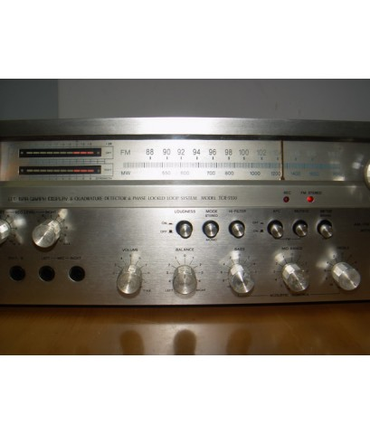 Receiver TANIN TCR-3350รุ่น 200ปี ใช้งานได้ปกติทุกระบบ