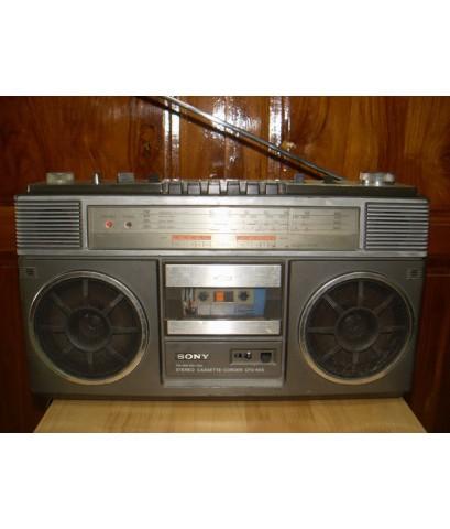 วิทยุเทป SONY CFS-65S ใช้งานได้ปกติ