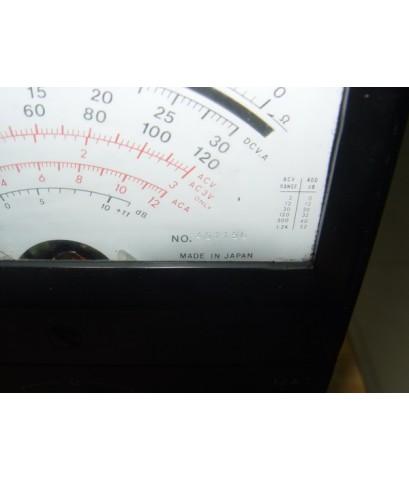 มิเตอร์วัดไฟ SANWA Meterของแท้ Made in Jpan ใช้ได้ปกติ