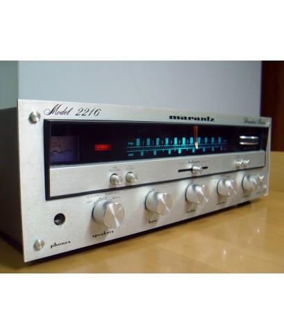 Marantz 2216 ใช้งานได้ปกติทุกฟังขั่น