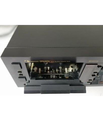 Nakamichi Dragon Cassette Deck  ใช้งานได้ปกติ เสียงดีมาก