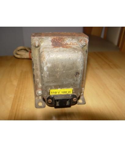 หม้อแปลง 110V 100W ใช้งานได้ปกติ