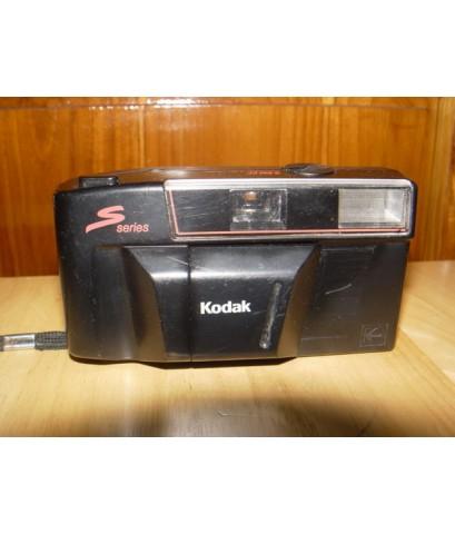 กล้องถ่ายรูปโบราณ Kodak S100 ระบบขึ้นฟิล์มด้วยมือ สภาพโชว์
