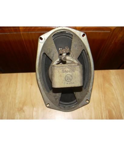ดอกลำโพงวิทยุ TANIN ธานินทร์ 5x7 ใช้งานได้ปกติ