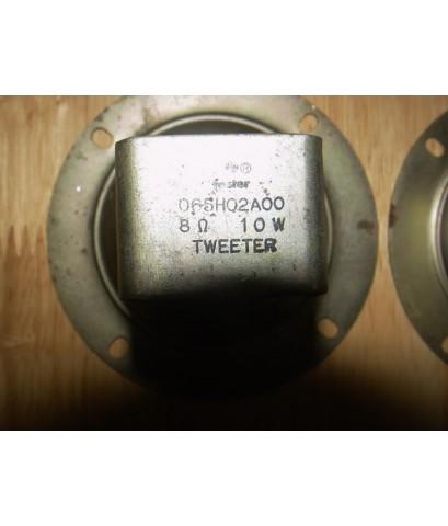 ดอกลำโพง Foster Tweeter 10Watt 8โอห์ม ใช้งานได้ปกติ