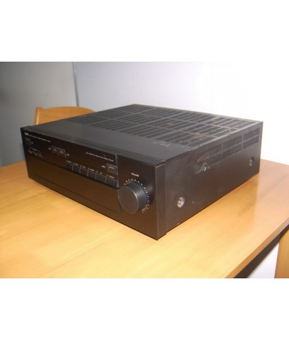 YAMAHA A-1020 Stereo Integrated Amplifier Class A ใช้งานได้ปกติ