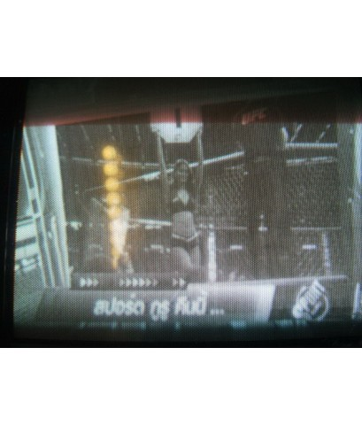 TV JVC CX-60ME ขนาดเล็ก ใช้งานได้ ดูชัด มีช่องAV รับสัญญาณได้ทั้ง UHF/VHF