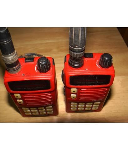 วิทยุสื่อสาร FuJitel FB-580 ขายรวม2เครื่อง