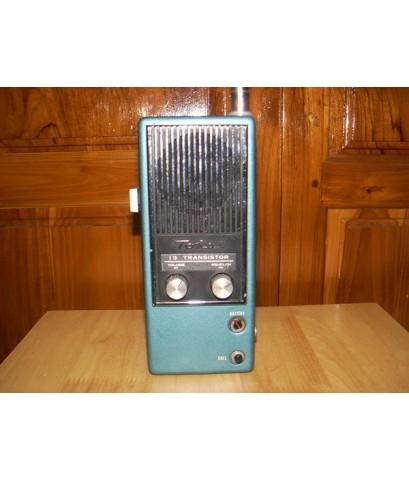 วิทยุสื่อสาร TOKAI TC-1607 ย่าน 27 Mhz.13 Transistor Japan