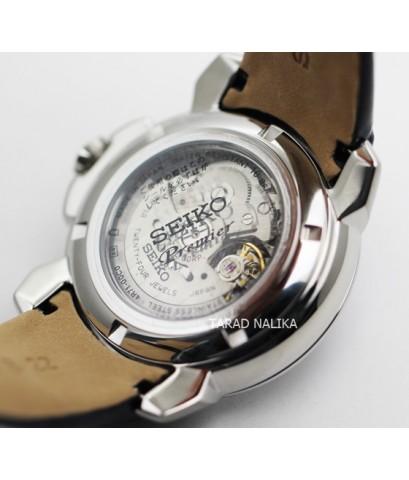 นาฬิกา SEIKO Premier Semi skeleton Automatic  SSA399J1