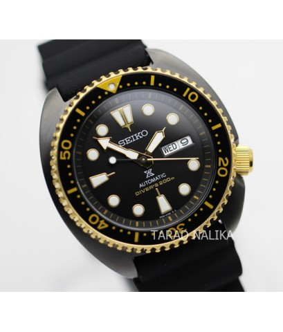 นาฬิกา SEIKO Turtle Black Gold SRPD46K1 Asia Special Edition