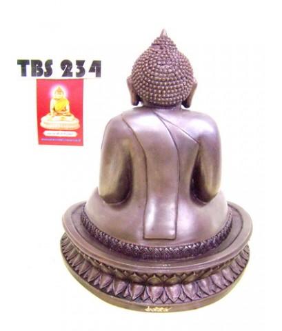 พระบูชาหลวงพ่อสำเร็จศักดิ์สิทธิ์ รุ่น สำเร็จทุกประการ หน้าตัก 5 นิ้ว หนองแค จังหวัดสระบุรี มงคลชีวิต