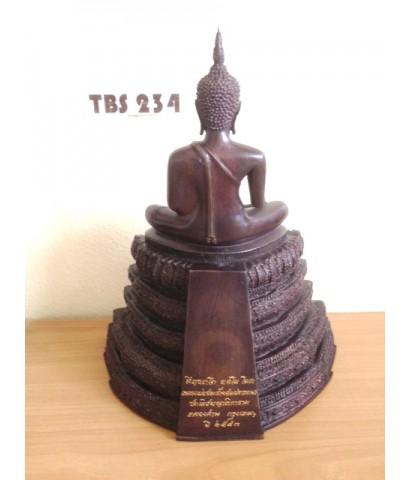 พระบูชา หลวงพ่อสิทธารถ (หลวงพ่อสมปรารถนา) วัดพิชัยญาติการามวรวิหาร หน้าตัก5 นิ้ว เขตคลองสาน กรุงเทพ