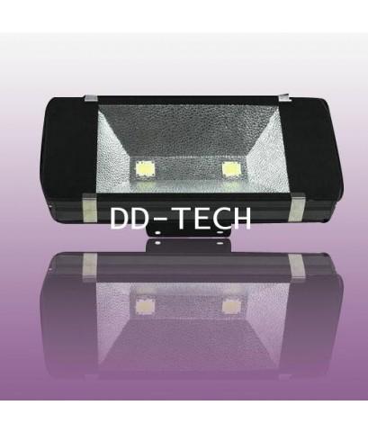 โคมสปอร์ตไลท์ LED 200W (Flood Light) หลอด LED BridgeLux USA ตัวจริง