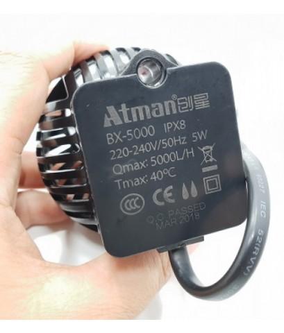 Atman Wave Maker Pump BX-5000 ปั๊มทำคลื่น เหมาะกับตู้ปลาขนาด 24-30 นิ้ว