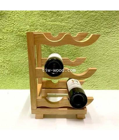 WINE02 - ชั้นวางไวน์