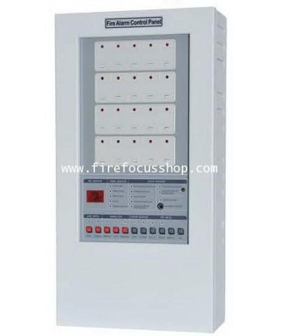 ตู้ควบคุมแจ้งเตือนเพลิงไหม้ 20 Zone รุ่น CM-P1-20L ยี่ห้อ CM (Taiwan)